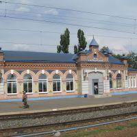 Станция Давыдовка, Давыдовка