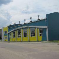 Спортивный комплекс в Давыдовке, Давыдовка