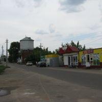 Водонапорная башня в Давыдовке, Давыдовка