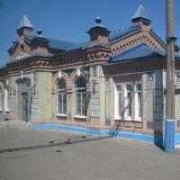 Водонапорная башня станция давыдовка