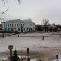 Часть площади им. Ленина, Калач