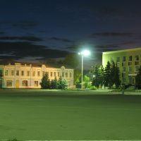 Администрация и управление с/х. ночь. сентябрь 2008, Калач