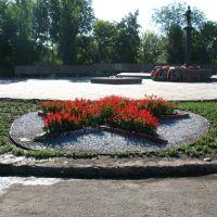 Мемориал на Аллеи Героев Великой Отечественной войны 1941-1945 г.г., Калач