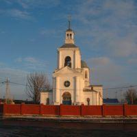Вознесенская церковь., Калач