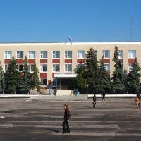Районная Администрация, Калач