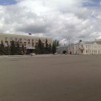 площадь Ленина, Калач