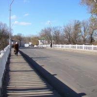 мостик в центре города, Калач