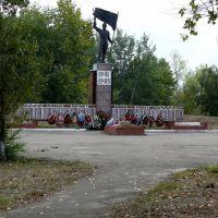 Памятник к 50-летиюПобеды в Великой Отечественной войне 1941 - 1945 г.г., Калач