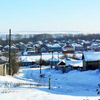 Вид на ул. Герцена с ул. Пугачева, Калач