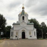 Храм святого Александра Невского, Калач