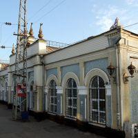 Здание вокзала ст.Кантемировка, Кантемировка