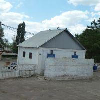 Старый станционный туалет в Кантемировке, Кантемировка