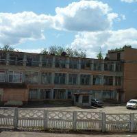Здание в Кантемировке возле станции, Кантемировка
