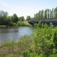 Мост на р. Усманка, Новая Усмань