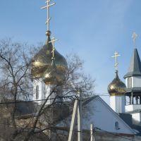 Церковь Спаса Нерукотворного, Новая Усмань