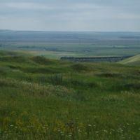 Вид на пойму Савалы, Новохоперск