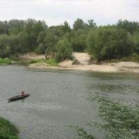 Рыбак на Хопре, Новохоперск