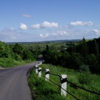 дорога на Поворино, Новохоперск