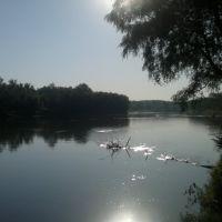 Река Хопер утром, Новохоперск