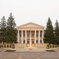 Дом культуры Сахарников Ольховатка, Ольховатка