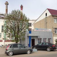 Zuckerfabrik Olkhovatka, Ольховатка