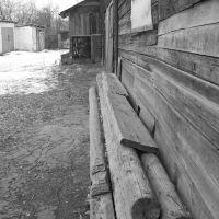 Старинные лавочки, Острогожск