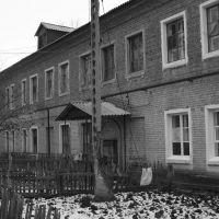 Общежите бывшего консервного завода, Острогожск