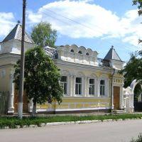Дом Пионеров, Острогожск