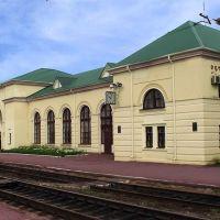 Железнодорожный Вокзал, Острогожск