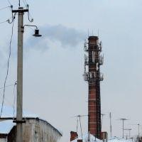 Big pipe, Острогожск