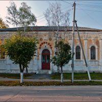 Спортзал, Острогожск