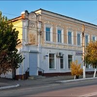 Памятник архитектуры, Острогожск