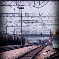 """Railway station """"Ostrogozhsk"""", Острогожск"""