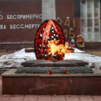 вечный огонь, Острогожск