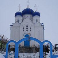 Церковь Казанской иконы Божией Матери, Панино