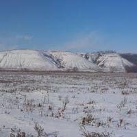 Восточный склон зимой, Петропавловка