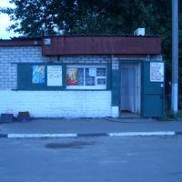 киоск Локомотив, Поворино