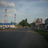 Улица Советская, Поворино