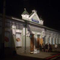 Станция Поворино, Поворино