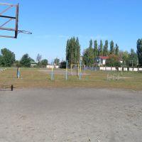стадион школы № 44, Поворино