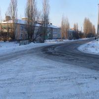 Улица Линейная, Поворино