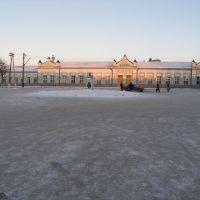 Вокзал, Поворино