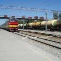 Подгорное вокзал, Подгоренский