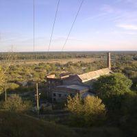 Вид на сахарный завод, Рамонь