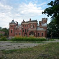 Замок принцессы Ольденбургской, Рамонь