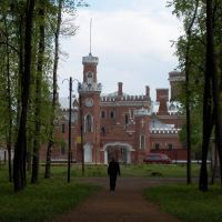 Замок принцессы Ольденбургской - Воронеж, Рамонь  ( Princess Oldenburg castle - Voronezh, Ramon), Рамонь