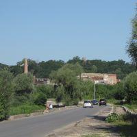 Мост, завод, замок, Рамонь