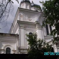 Церковь в Репьевке самая большая в Воронежской области  до 1930 года....   Экскурсионные туры по Воронежской области, Репьевка