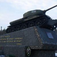 Памятник защитникам Родины 1941-1945...  Экскурсионные туры по Воронежской области, Репьевка