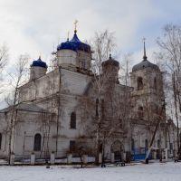 Репьевка. Церковь Петра и Павла, Репьевка
